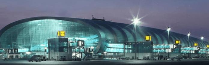 aeroporto internazionale dubai